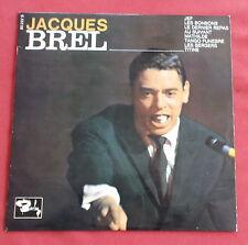 """JACQUES BREL 25 cm 10"""" LP ORIG FR  LES BONBONS"""