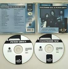 FLEETWOOD MAC & PETER GREEN 2CD MEMORIES OF