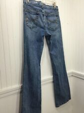 Aeropostale Womens Jeans Size 11/12 Long 32x35 Stretch Flare Boot Cut Spandex