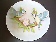 Vintage Jonathon Byron  American Signature Collection 1988 Bird collector plate