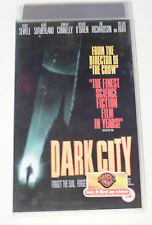 Big Box VHS Dark City - Collectable video limited edition Melissa George Blade r