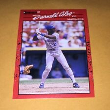 Darnell Coles (MARINERS) #212 Donruss 1990