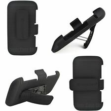 Holster + Belt Clip + Stand for Samsung Galaxy S4 S IV Otterbox Commuter Cover