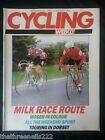 CYCLING WEEKLY - TOURING IN DORSET - NOV 12 1987