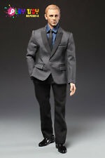 PLAY TOY 1/6 Men's Grey Suit+Pants PC001-A