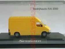 Mercedes-Benz Transporter Sprinter BEDRIJFSAUTO RAI 2000 WIKING PC 1:87