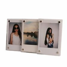 "3"" Clear Acrylic Magnetic Frame, 3 pcs / set for Fujifilm instax mini 8/25 /90"