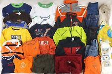 Nike GAP Lot of 26 Baby Boys Jeans Shirts Bodysuits NB 0M 3M 6M 9M 12M BL12422