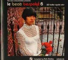BAILEY, Rob/VARIOUS - Le Beat Bespoke Volume 6 - CD (unmixed CD)