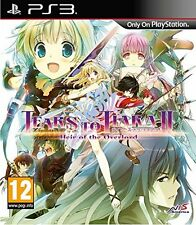 Tears to Tiara 2: Heir of the Overlord (PS3) BRAND NEW SEALED