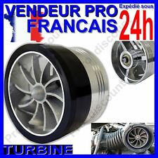 TURBO DE FILTRE A AIR TURBINE TURBIMAX VORTEX POUR KIT D'ADMISSION DIRECTE SPORT