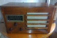 Radio muy  Antigua DELAITRE - J.D.DEPOSE Paris