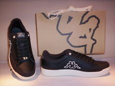 Scarpe sportive basse sneakers Kappa Nutriasa B uomo shoes men casual nere 42