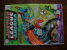 Justice League Of America #36 G- Case Of Disabled Justi