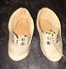"""Antique Doll Shoes For Bisque Doll 2"""""""