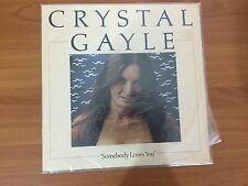 Vinyl LP - Somebody Love You by Crystal Gale (1975)