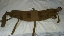 Eagle Industries USMC FILBE Pack Hip Belt Assembly Coyote Brown 8465-01-600-7870