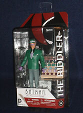"DC Collectibles Batman: The Animated Series RIDDLER 6"" Action Figure 14 BTAS"