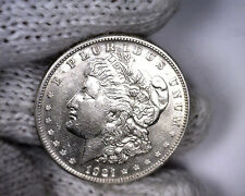 "Error ""Thorn Head"" 1921-s Morgan Silver Dollar ""Hit List 40"" Vam U.S. Coin"