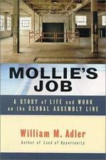 Mollie's Job: A Story of Life and Work on the Global Assembly Line-ExLibrary