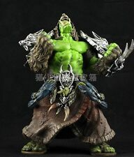 World Of Warcraft Orc Shaman Rehgar Earthfury Toy Figure Doll New In Box