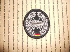 Barettabzeichen Patch Panzeraufklärungstruppe NEU ##151