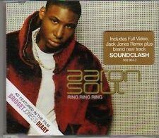 (CF642) Aaron Soul, Ring Ring Ring - 2001 DJ CD