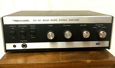 Realistic VINTAGE SA-101 SOLID STATE AMPLIFIER