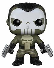 NEW POP Marvel:Nemesis Punisher Action Figure From the Marvel Universe By Funko