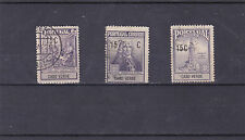 CAPE VERDE POSTAL TAX SET MARQUES DE POMBAL (1925)    Used