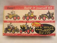Premier  Old Time Autos  Lot of 2 Model Kits  1 Open and 1 Taped Shut   (915H)