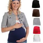 Umstandsmode Mutterschaft Schwangere Frau Bauchband Band Bauchgurt Bauchbinde