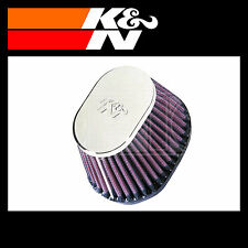 K&N RC-0981 Air Filter - Universal Chrome Filter - K and N Part