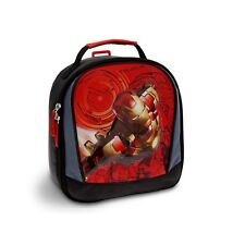 Disney Store  Iron Man Insulated Lunch Bag  /Lunch Tote, Brand New, Marvel Hero