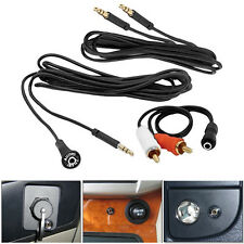 iSimple IS335 Dash Mount Stereo Audio Cable - 1 x Mini-phone Male Female