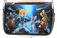 B-149 Fate Stay Night saber Lily charol PVC mantos-bolsa Bag anime manga Japón