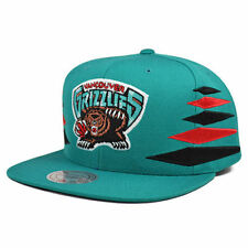 VANCOUVER GRIZZLIES NBA 2016 MITCHELL & NESS SOLID DIAMOND SNAPBACK HAT CAP  $30