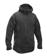 FIRSTSPEAR Black Wind Cheater Extra Large XL Hooded Jacket Soft Shell Breaker