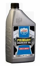 Harley Davidson Primary Chain Case Oil Lucas , Made In USA 946ml 1Qrt Troy Lee