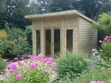 19mm 10 x 8 Pressure treated Tanalised Garden Room/ Shed/ Studio