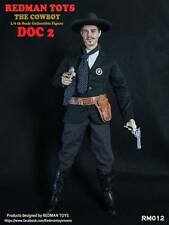 """Redman Toys 'Doc Holiday' Vers 2  12"""" Act Fig RMT-012"""