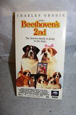 BEETHOVEN'S 2ND VHS ...FREE SHIPPING