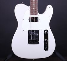 Fender Custom Shop Telecaster Humbucker Blizzard Pearl Tele Electric Guitar