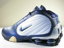 DS NIKE 2002 AIR SHOX LIMITLESS MIDNIGHT NAVY 9 PENNY VINTAGE OG I II III