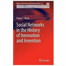 History of Mechanism and Machine Science Ser.: Social Networks in the History...
