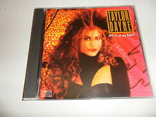 CD  Taylor Dayne - Tell It to My Heart