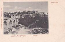 TOLENTINO - Ponte del Diavolo -Panorama