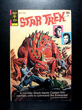 COMICS: Gold Key: Star Trek #14 (1972) - RARE (kirk/enterprise/spock/sulu)