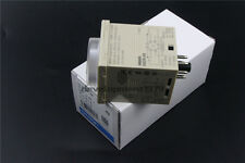 1PC New OMRON Timer H3CR-A8 24-48VAC 12-48VDC