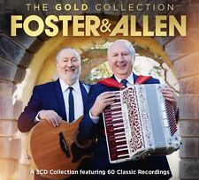 Foster & Allen's New Album The Gold Collection CDs New /Mrs. Brown's Boys/Galway